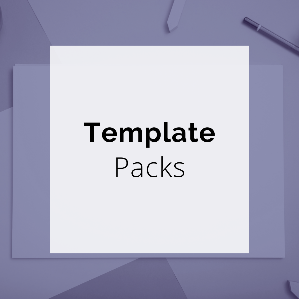 Template Packs